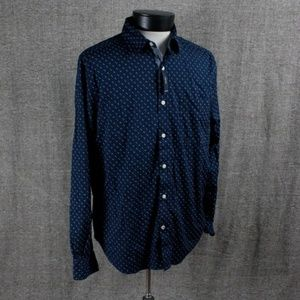 NEW! NAUTICA CLASSIC FIT BUTTON UP SHIRT!